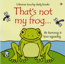 Image for That's not my frog--