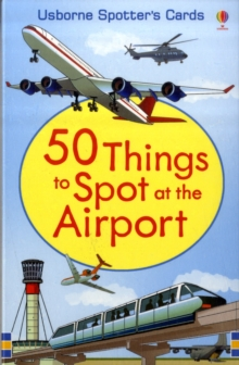 Image for 50 Things to Spot at the Airport