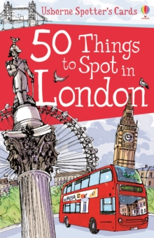 Image for 50 Things to Spot in London