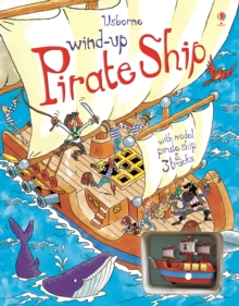 Image for Wind-up pirate ship