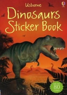 Image for Dinosaurs Spotters Sticker Book