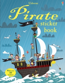 Image for Pirate Sticker Book