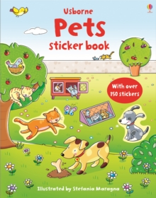 Image for First Sticker Book Pets