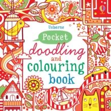 Image for Red Pocket Doodling & Colouring Book