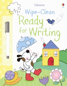 Image for Wipe-Clean Ready for Writing