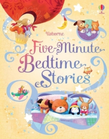 Image for Usborne five-minute bedtime stories