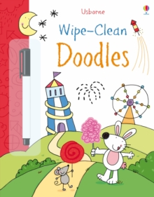 Image for Wipe-Clean Books : Doodles