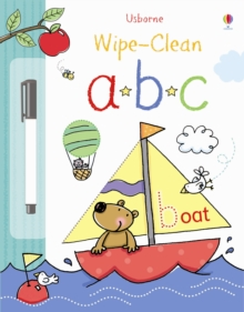 Image for Wipe-Clean Alphabet