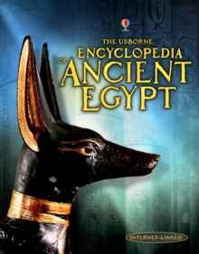 Image for The Usborne encyclopedia of ancient Egypt