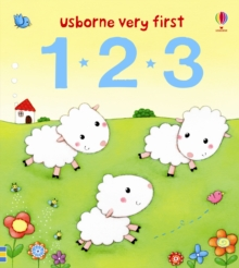Image for Usborne very first 123