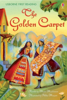 Image for The golden carpet