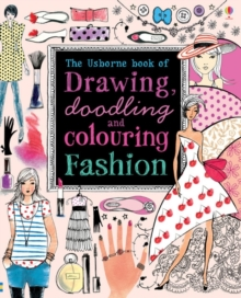Image for Drawing, Doodling and Colouring Fashion