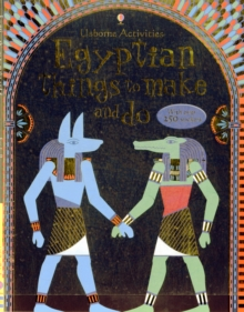 Image for Egyptian Things to Make and Do