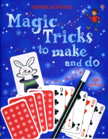 Image for Magic tricks to make and do