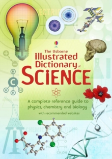 Image for The Usborne illustrated dictionary of science