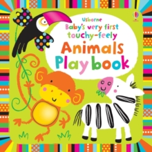 Image for Usborne baby's very first touchy-feely animals play book