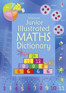 Image for Usborne junior illustrated maths dictionary