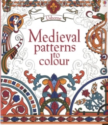 Image for Medieval Patterns to Colour