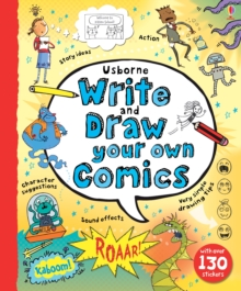 Image for Write and Draw Your Own Comics