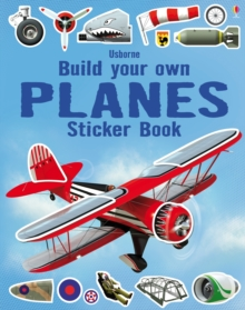 Image for Build your own Planes Sticker Book