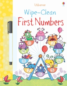 Image for Wipe-clean First Numbers