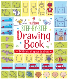 Image for Step-by-Step Drawing Book