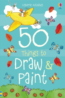 Image for 50 things to draw and paint