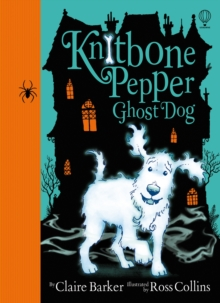 Image for Knitbone Pepper, ghost dog