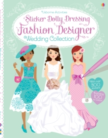 Image for Sticker Dolly Dressing Fashion Designer Wedding Collection