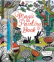 Image for Magic Painting Book