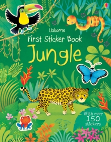 Image for First Sticker Book Jungle