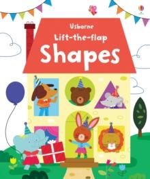 Image for Usborne lift-the-flap shapes