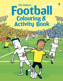 Image for Football Colouring and Activity Book