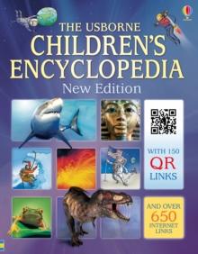 Image for The Usborne children's encyclopedia