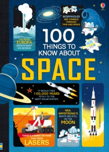 Image for 100 things to know about space