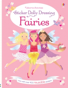 Image for Sticker Dolly Dressing Fairies