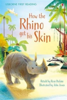 Image for How the Rhino got his skin