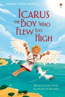 Image for Icarus, the boy who flew too high