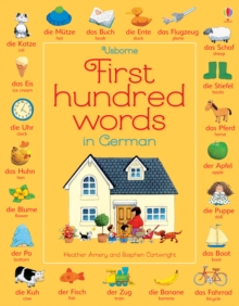 First Hundred Words in German
