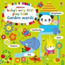 Image for Garden words