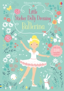 Image for Little Sticker Dolly Dressing Ballerina