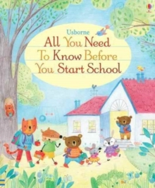 All you need to know before you start school - Brooks, Felicity