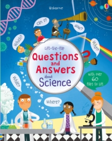 Image for Lift-the-flap questions and answers about science