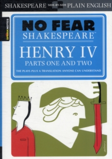 Image for Henry IV Parts One and Two (No Fear Shakespeare)