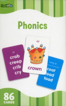 Image for Phonics (Flash Kids Flash Cards)