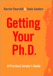 Image for How to get your Ph.D  : a practical insider's guide