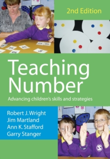 Teaching number  : advancing children's skills and strategies - Wright, Robert J.