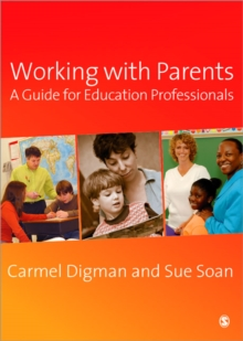 Image for Working with parents  : a guide for education professionals