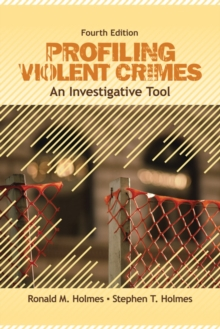Image for Profiling violent crimes  : an investigative tool