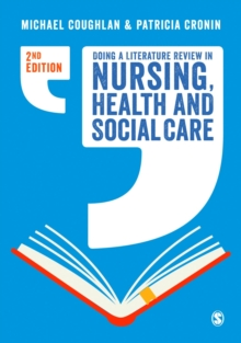 Image for Doing a literature review in nursing, health and social care